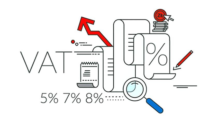 Zmiana stawek VAT w urządzeniach fiskalnych