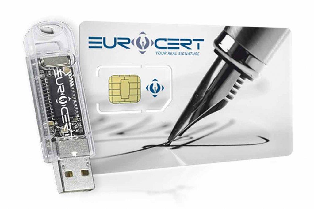 Podpis elektroniczny Eurocert